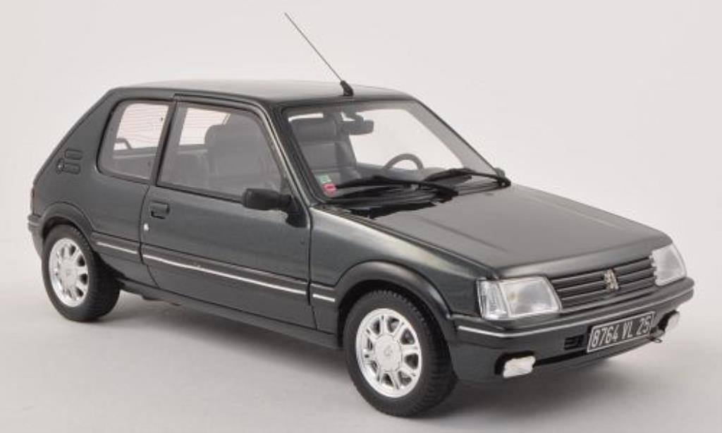 Peugeot 205 Gentry 1/18 Ottomobile grun 1991 miniature