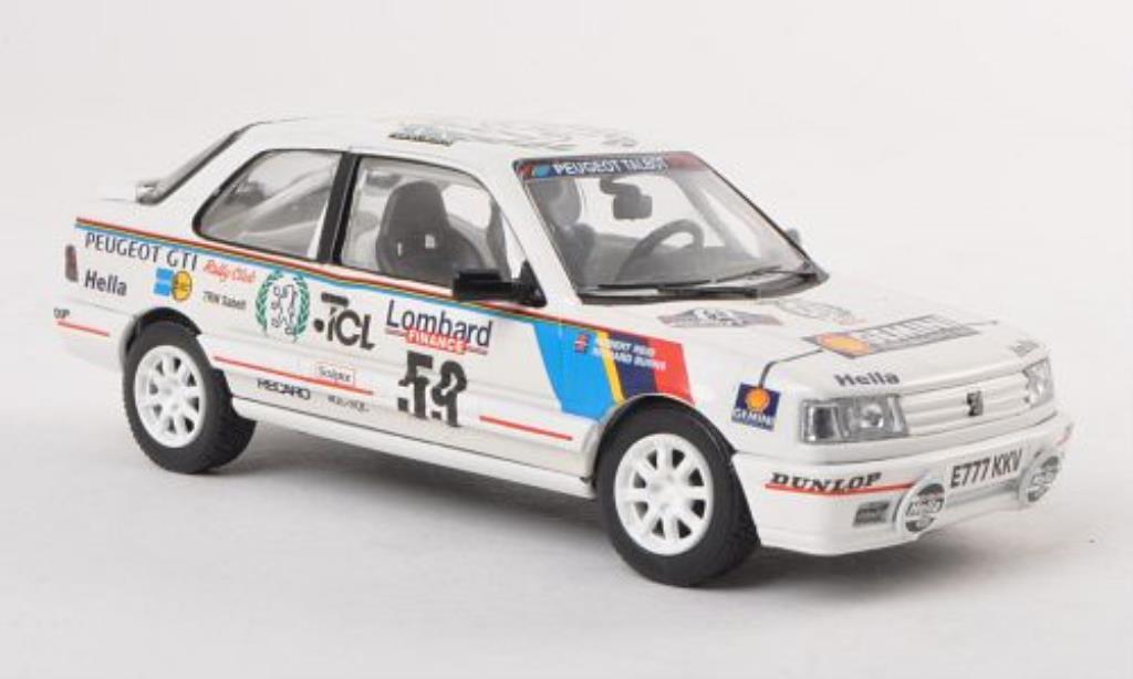Peugeot 309 GTI 16 1/43 Vanguards 16V No.59 Lombard RAC Rally 1991 /R.Reid miniature