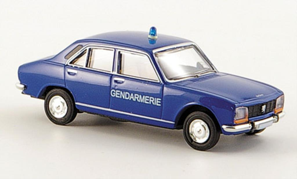 peugeot 504 berline gendarmerie polizei f brekina diecast model car 1 87 buy sell diecast. Black Bedroom Furniture Sets. Home Design Ideas