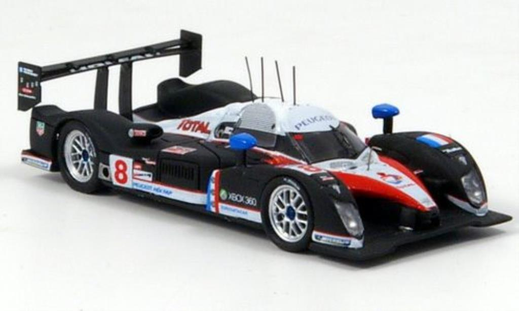peugeot 908 2007 miniature hdi fap no 8 le mans 2007 bourdais spark 1 87 voiture. Black Bedroom Furniture Sets. Home Design Ideas