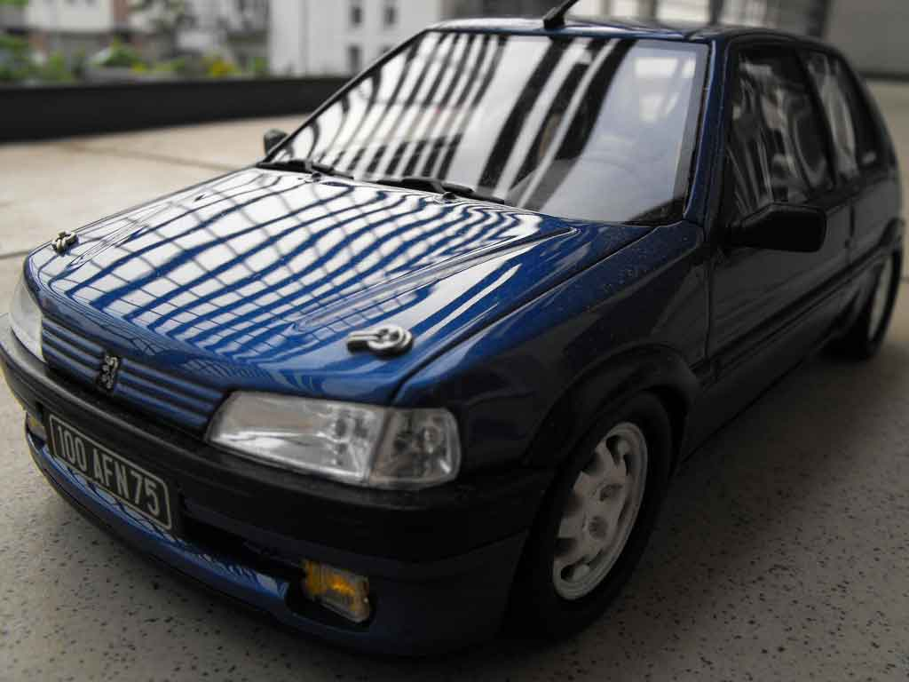 peugeot 106 xsi phase 1 blue wheels 205 gti 1993. Black Bedroom Furniture Sets. Home Design Ideas