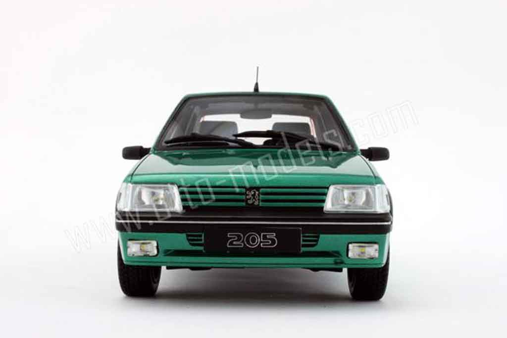 Peugeot 205 GTI 1/18 Ottomobile Griffe 1991