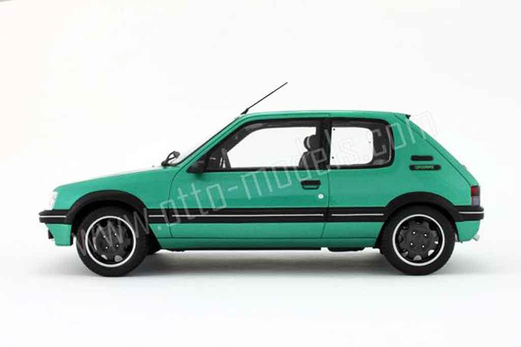 peugeot 205 gti griffe miniature 1991 ottomobile 1 18 voiture. Black Bedroom Furniture Sets. Home Design Ideas