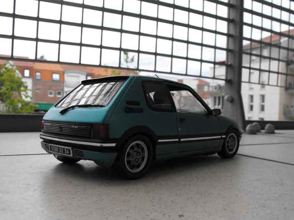 peugeot 205 gti griffe rabaissee solido diecast model car 1 18 buy sell diecast car on. Black Bedroom Furniture Sets. Home Design Ideas