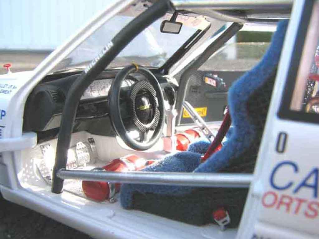 Peugeot 205 Rallye 1/18 Solido siglee pts