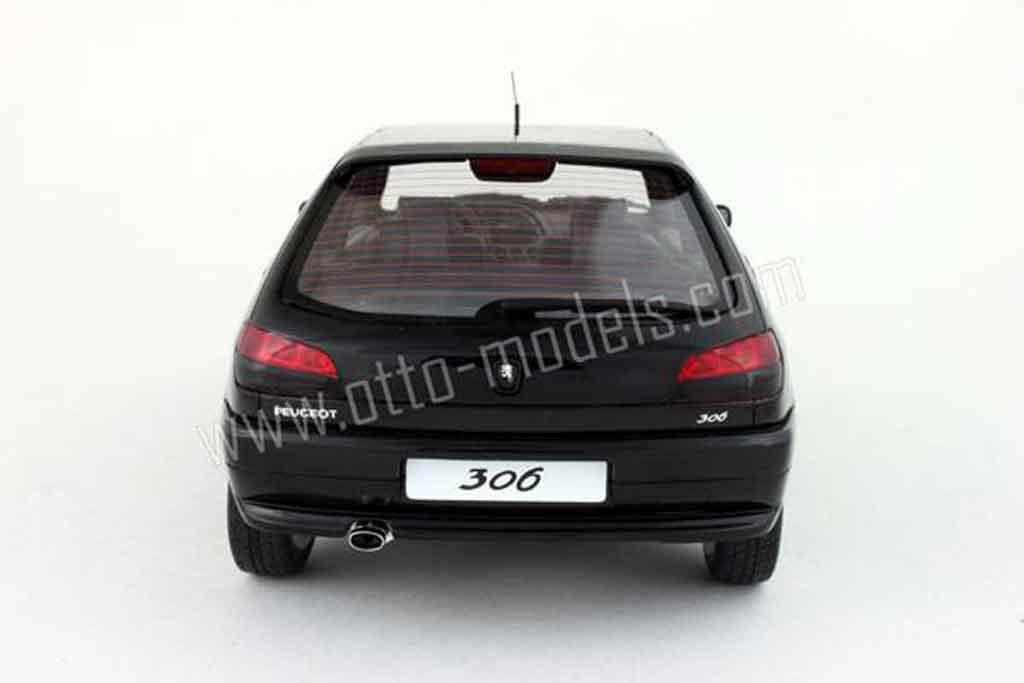 peugeot 306 s16 s16 black 1998 ottomobile diecast model car 1 18 buy sell diecast car on. Black Bedroom Furniture Sets. Home Design Ideas