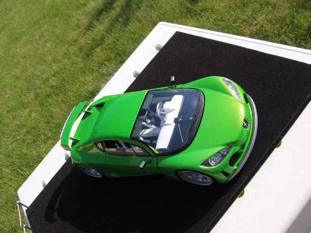 Peugeot RC 1/18 Solido concept car tuning