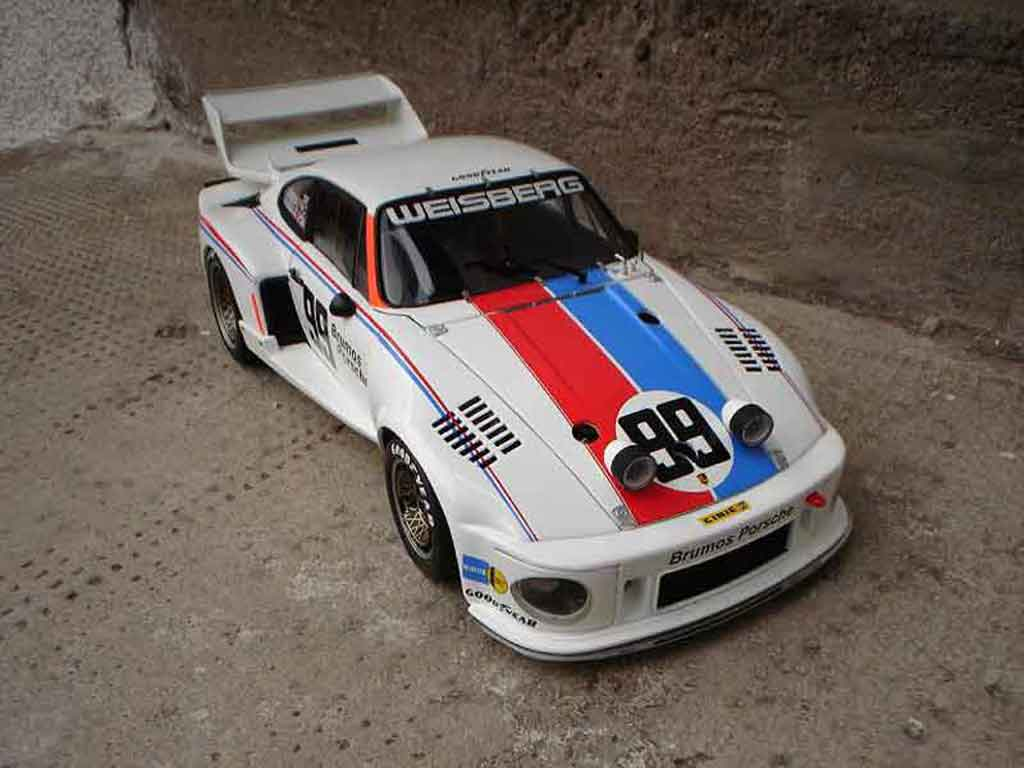 Porsche 935 1978 1/18 Exoto imsa brumos #99 daytona winner miniature
