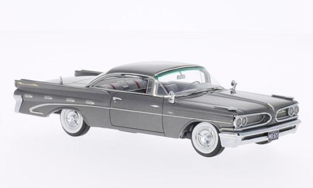 Pontiac Bonneville 1/43 Neo Hardtop grise 1959 miniature