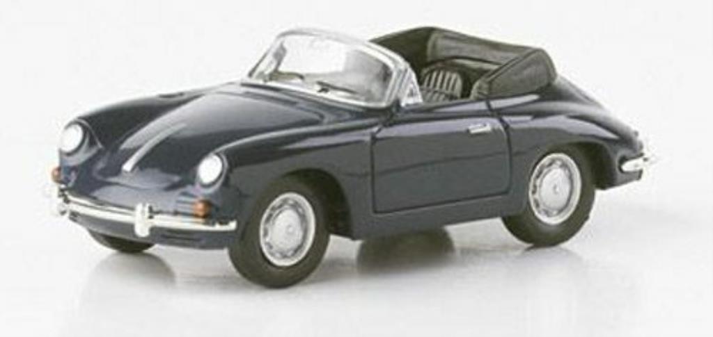 Porsche 356 B 1/87 Herpa Cabrio miniature