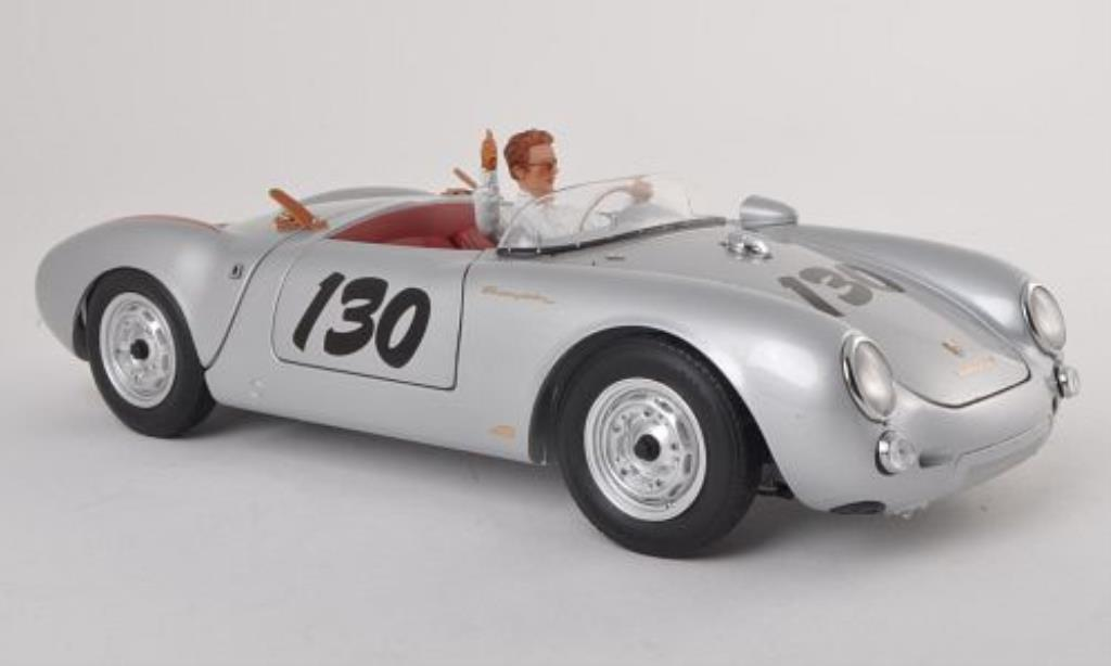 Porsche 550 A Spyder No 130 James Dean Little Bastard Schuco Diecast Model Car 1 18 Buy Sell