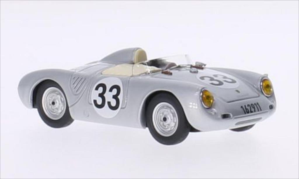 Porsche 550 1/43 Best No.33 24h Le Mans 1957 /R.von diecast model cars