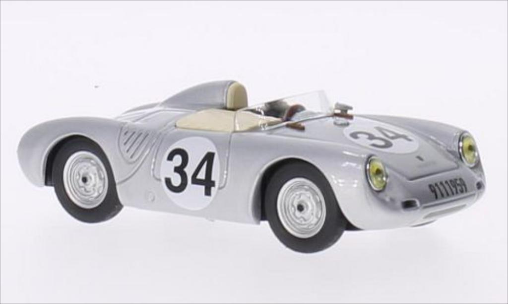 Porsche 550 1/43 Best No.34 24h Le Mans 1957 /E.Crawford diecast model cars