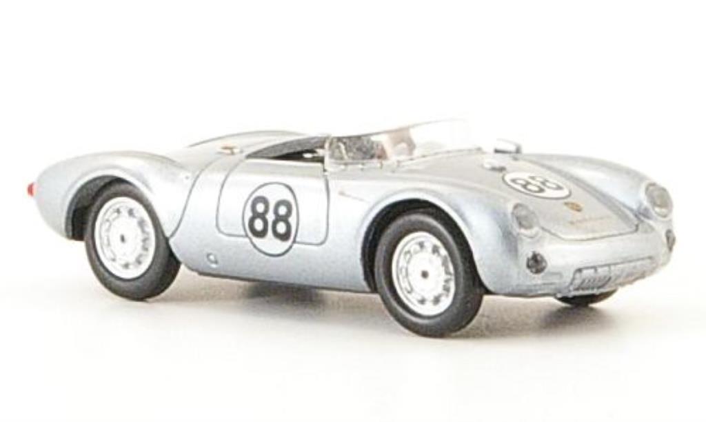 Porsche 550 1/87 Ricko Spyder No.88 grise 1953 miniature