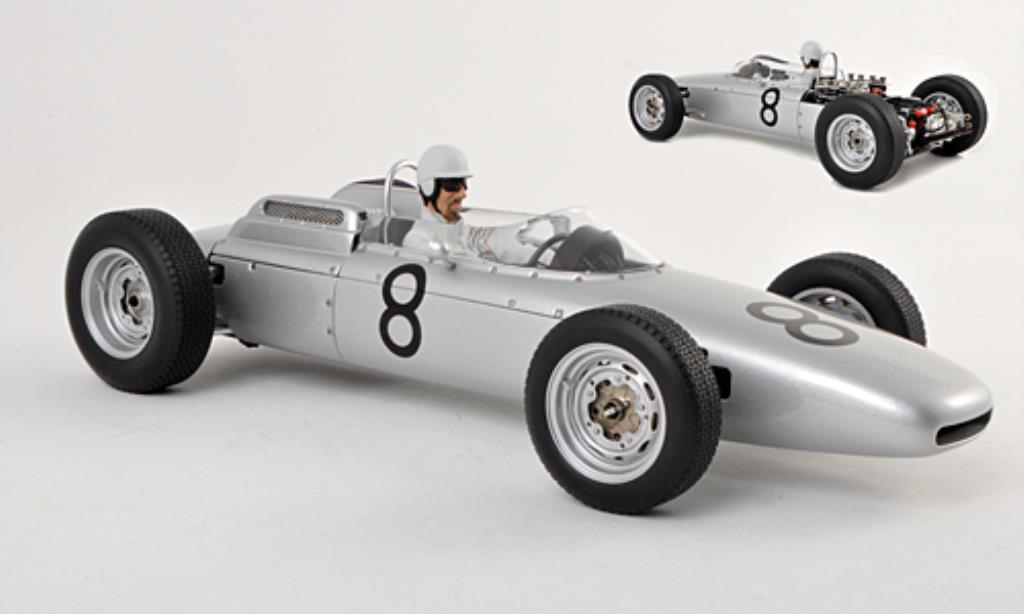 Porsche 804 1/18 Autoart F1 No.8 GP Deutschland - Nurburgring 1962 miniature