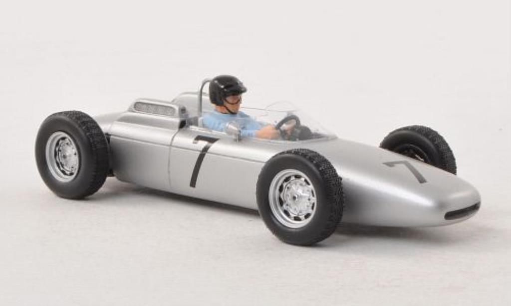 Porsche 804 1/43 Spark No.7 GP Deutschland 1962 miniature