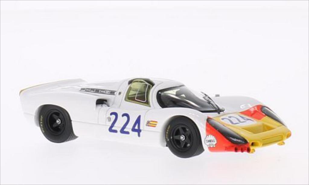 Porsche 907 1/43 Spark No.224 Targa Florio 1968 /U.Maglioli miniature