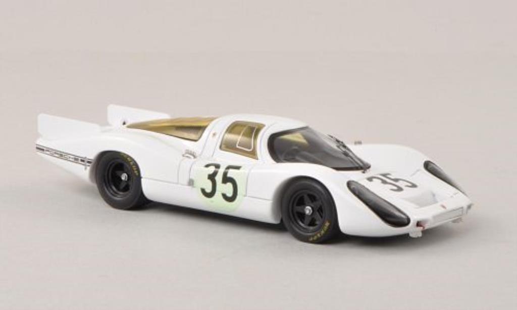 Porsche 907 1/43 Spark No.35 24h Le Mans 1968 /A.Soler miniature