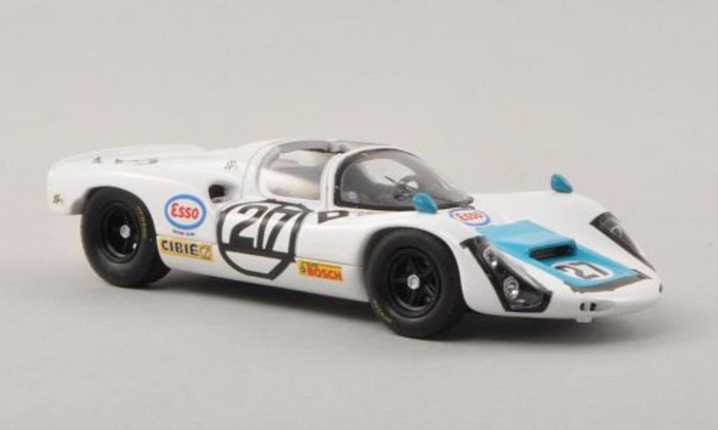 Porsche 910 1/43 Spark No.27 24h Le Mans 1971 miniature