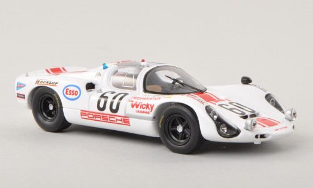 Porsche 910 1/43 Spark No.60 24h Le Mans 1969 miniature
