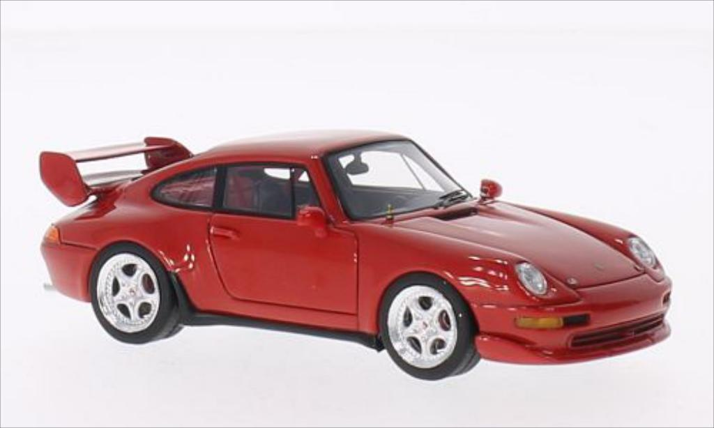 porsche 993 cup 3 8 rot mcw modellauto 1 43 kaufen. Black Bedroom Furniture Sets. Home Design Ideas
