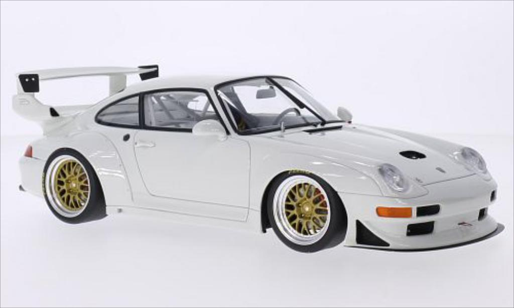 porsche 993 gt2 evo weiss mcw modellauto 1 18 kaufen. Black Bedroom Furniture Sets. Home Design Ideas