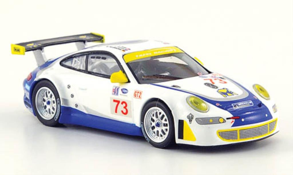 Porsche 997 1/64 Minichamps GT 3 R No.73 12h Sebring 2007 /James miniature