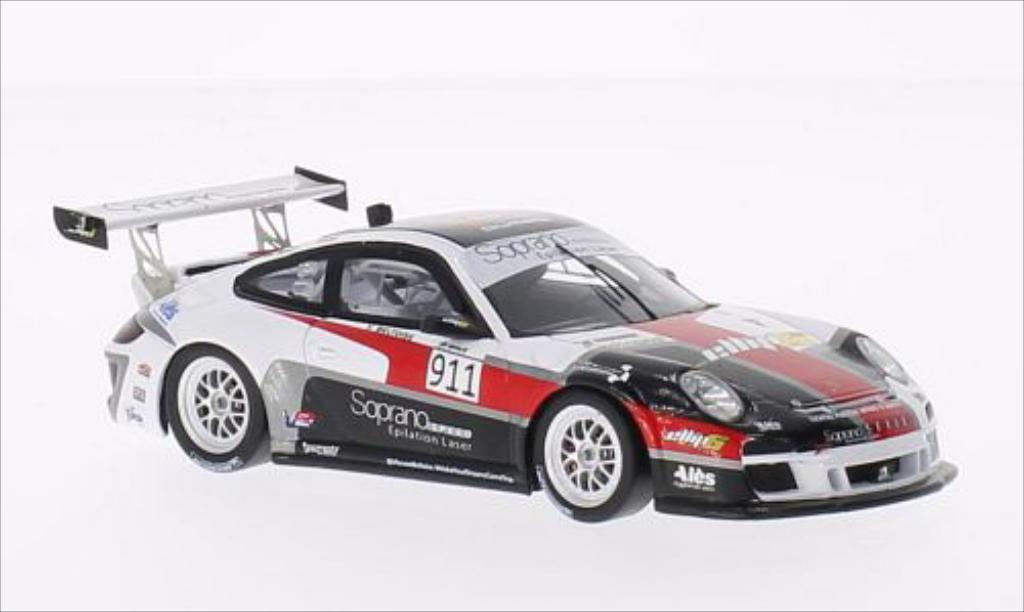 Porsche 991 GT3 1/43 Spark No.911 Pikes Peak 2014 diecast model cars