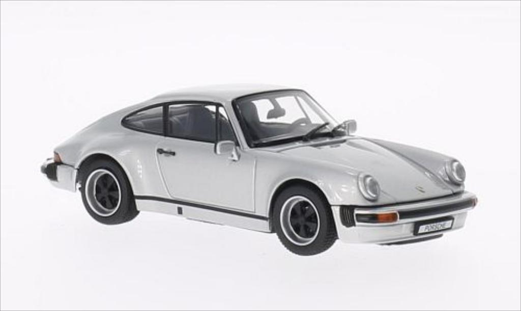 Porsche 930 SC 1/43 Kyosho grise 1978