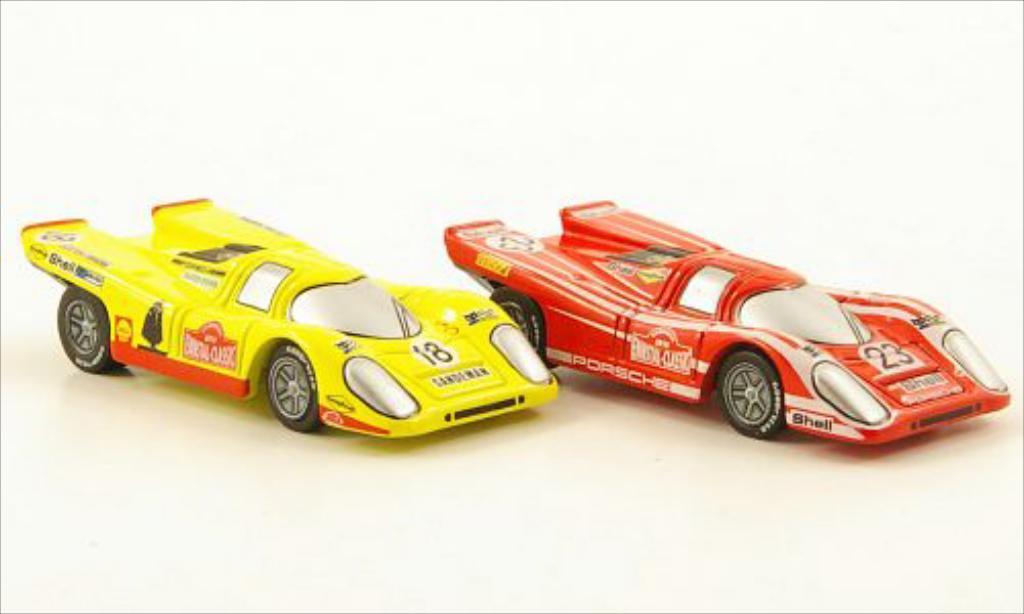 Porsche 917 1/90 Schuco No.18 Ennstal Classic 2010 miniature