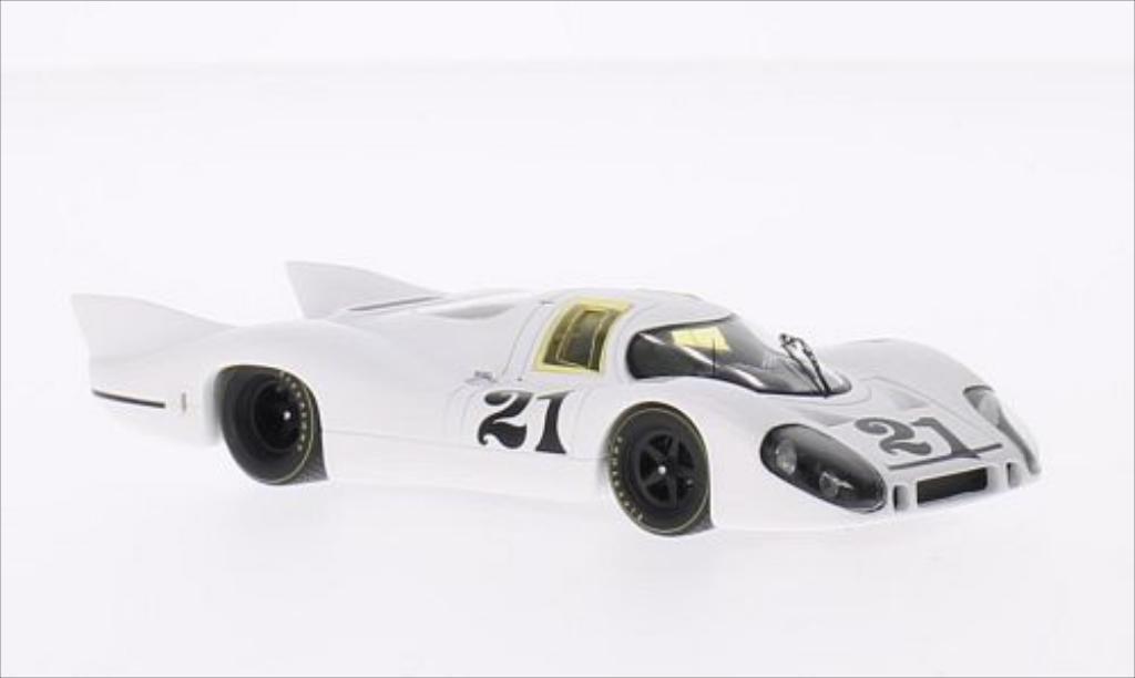 Porsche 917 1970 1/43 Spark No.21 24h Le Mans miniature