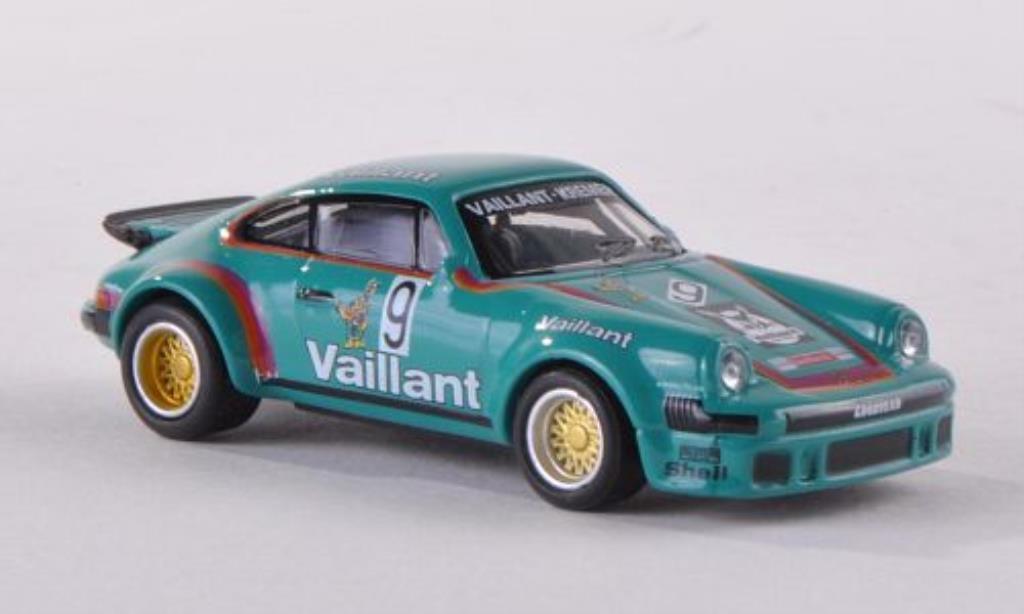 Porsche 934 1/87 Schuco R No.9 Vaillant DRM miniature
