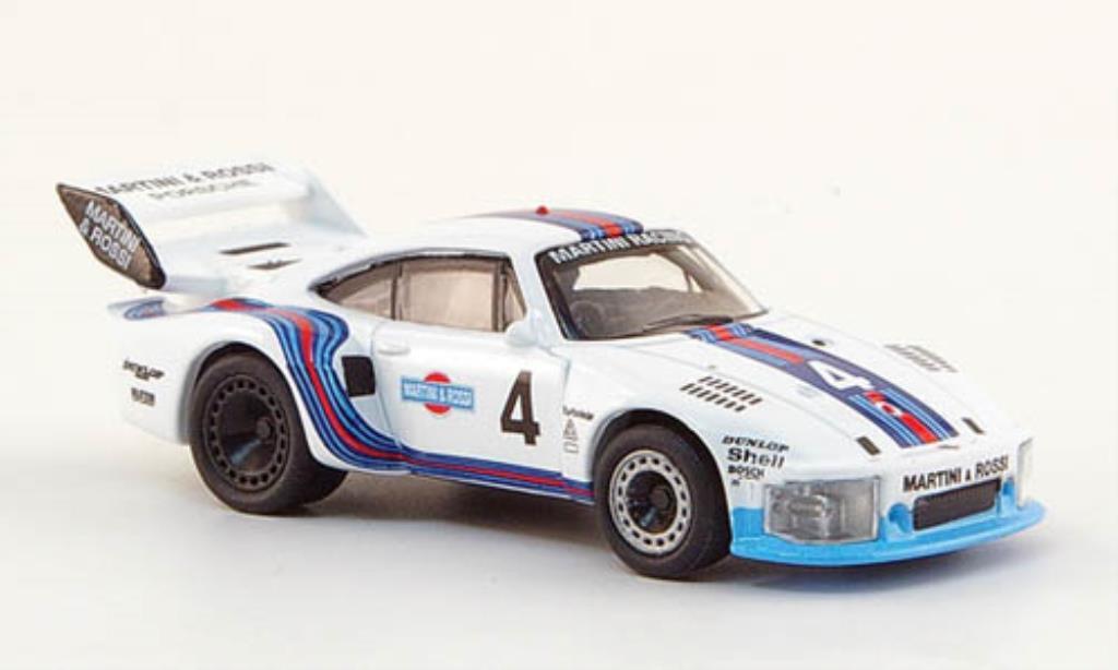 Porsche 935 1976 1/87 Schuco Gr.5 No.4 Martini 6h Watkins Glen /Schurti miniature