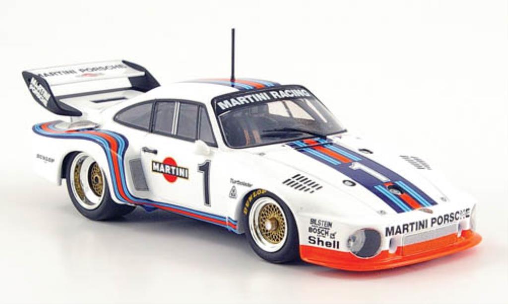 Porsche 935 1/43 Minichamps No.1 Martini Racing ADAC 1000km Nurburgring 1976 /Schurti miniature