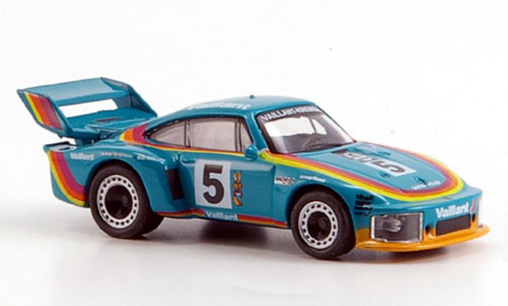 Porsche 935 1/87 Schuco No.5 Vaillant Gruppe 5 miniature
