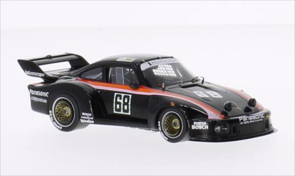 Porsche 935 1979 1/43 Spark No.68 Interscope 24h Le Mans /J.Morton miniature