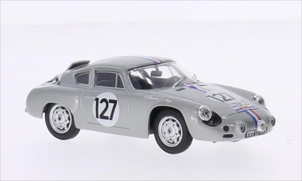 Porsche Abarth 1/43 Best No.127 Tour de France 1961 /S.Aury modellino in miniatura