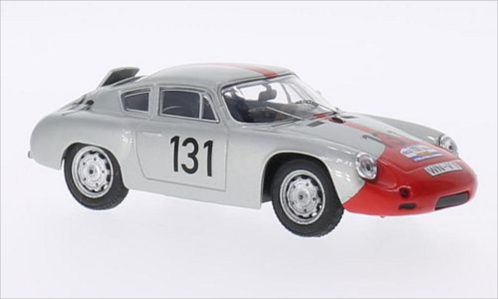 Porsche Abarth 1/43 Best No.131 Tour de France 1961 /P.E miniatura
