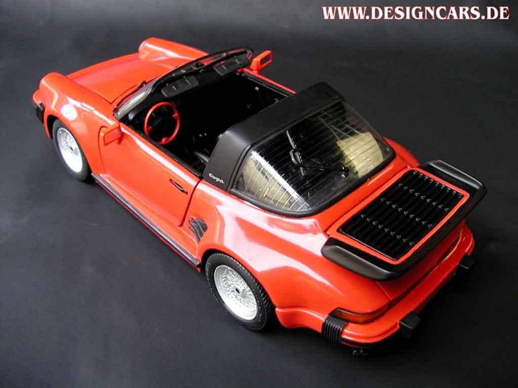 Porsche 911 Flat Nose 1/18 Revell targa