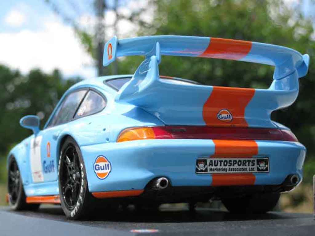 porsche 993 gt2 evolution gulf ut models modellauto 1 18. Black Bedroom Furniture Sets. Home Design Ideas
