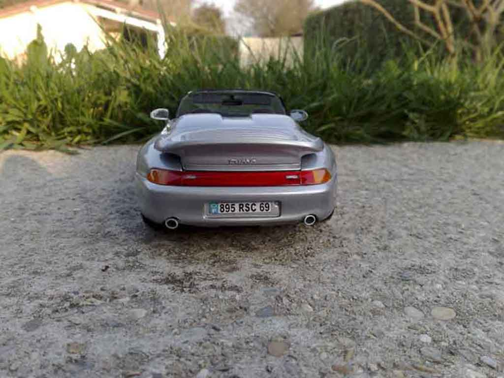 Porsche 993 Turbo 1/18 Ut Models Speedster biturbo jurinek