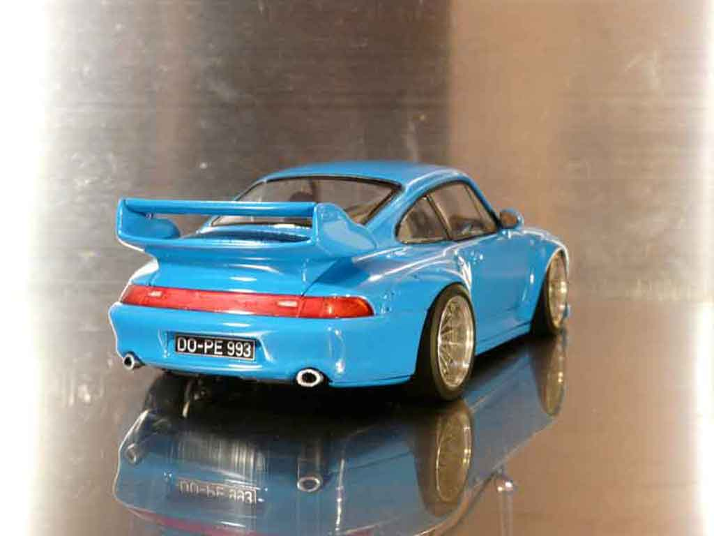 porsche 993 gt2 street project ut models diecast model car 1 18 buy sell diecast car on. Black Bedroom Furniture Sets. Home Design Ideas