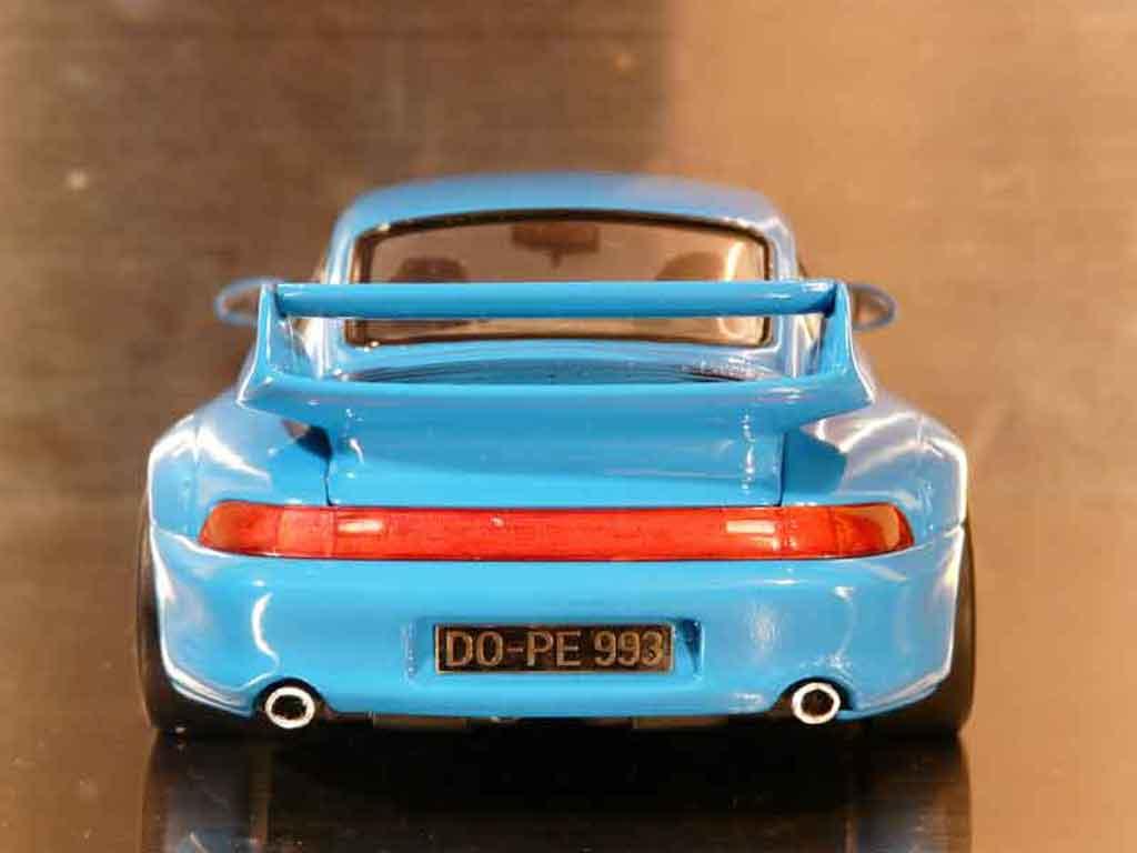 Porsche 993 GT2 1/18 Ut Models street project