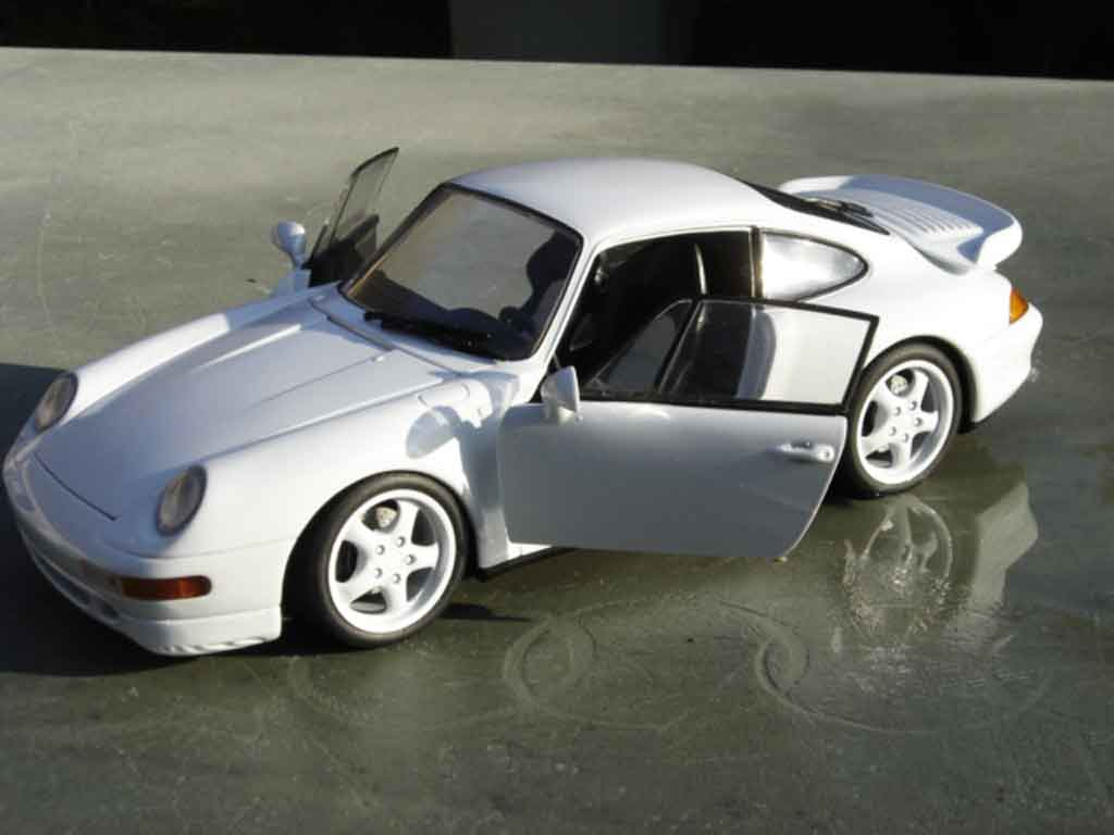porsche 993 turbo weiss ut models modellauto 1 18 kaufen verkauf modellauto online. Black Bedroom Furniture Sets. Home Design Ideas