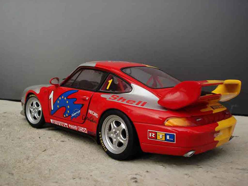 porsche 993 gt2 cs carrera supercup 1 ut models. Black Bedroom Furniture Sets. Home Design Ideas