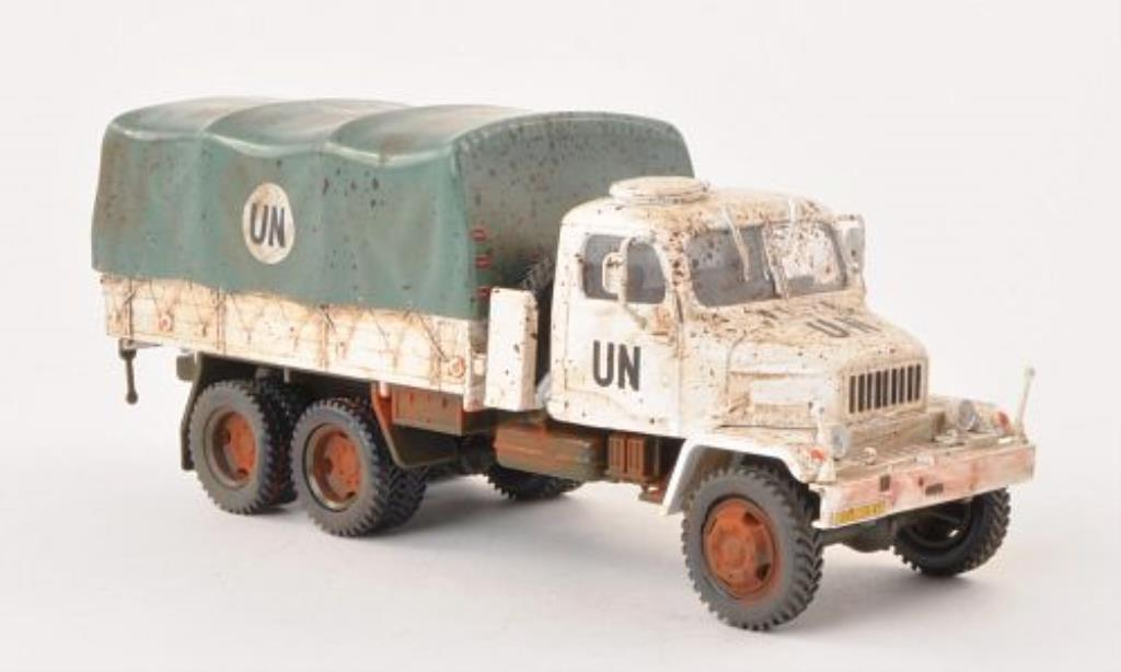 Praga V3S 1/43 Abrex Pritsche UN mit Rost- und Einsatzspuren modellautos