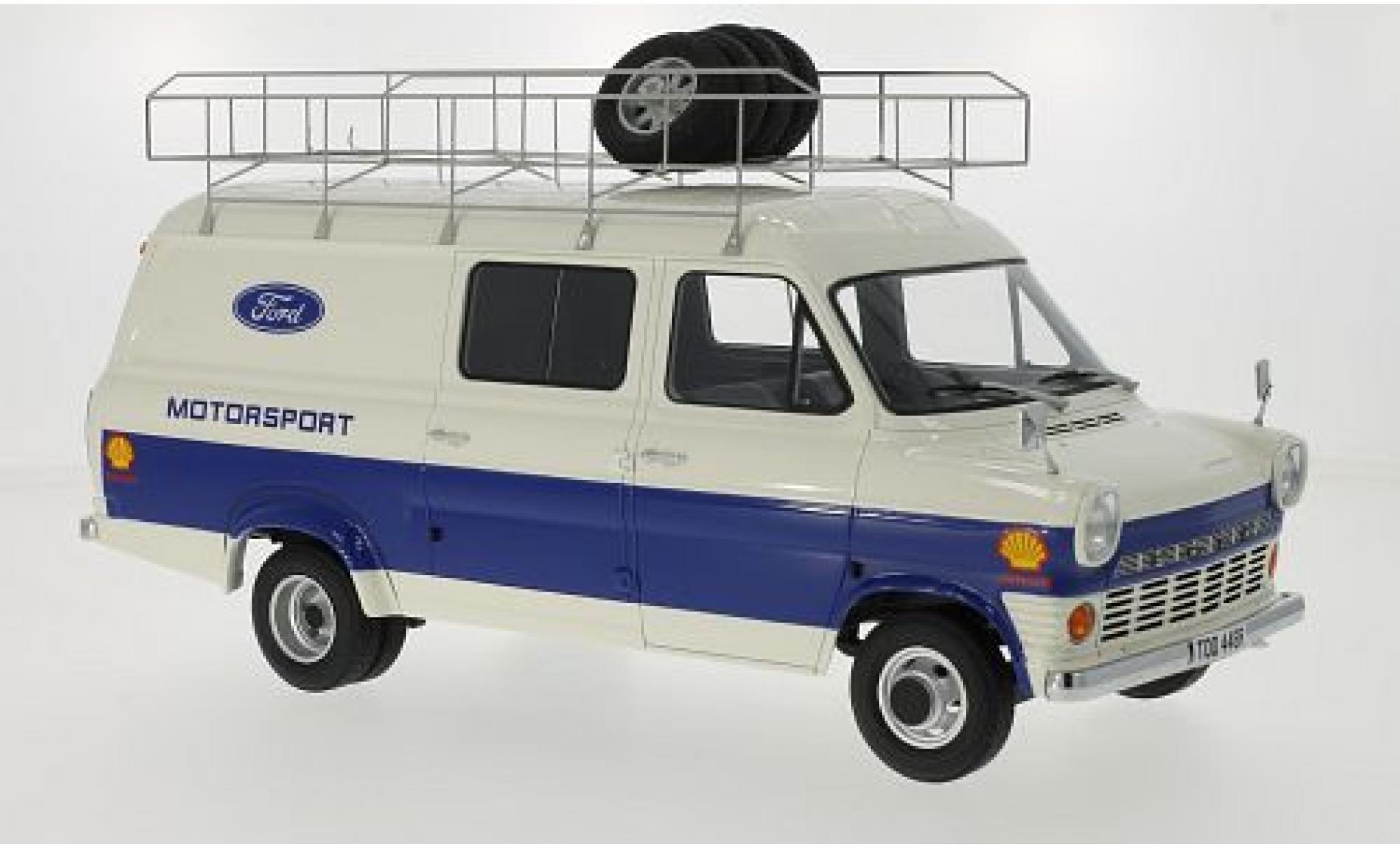 Ford Transit 1/18 Premium ClassiXXs MKI Motorsport 1970