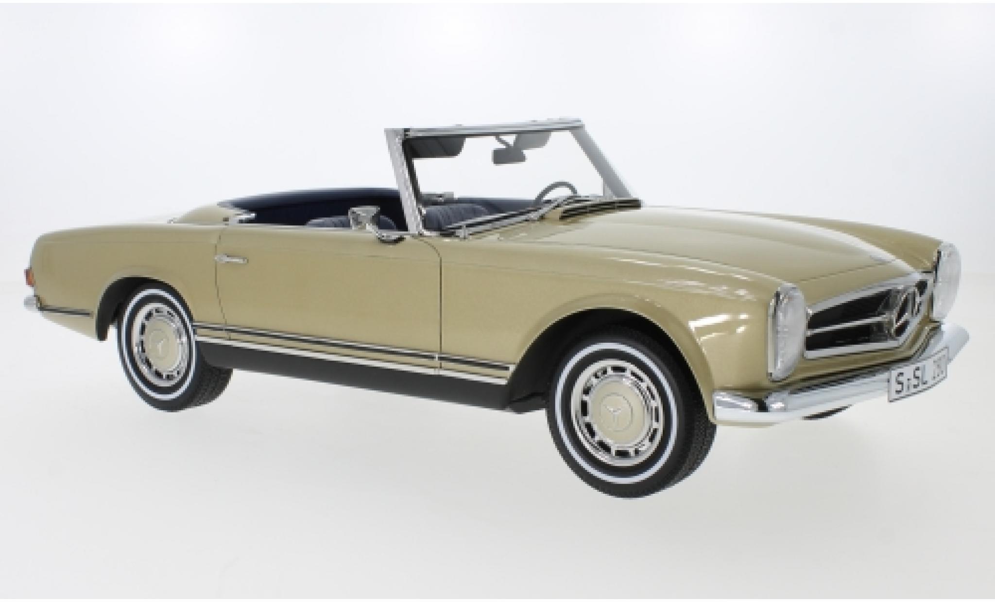 Mercedes 280 1/12 Premium ClassiXXs SL (W113) gold Pagode 1968
