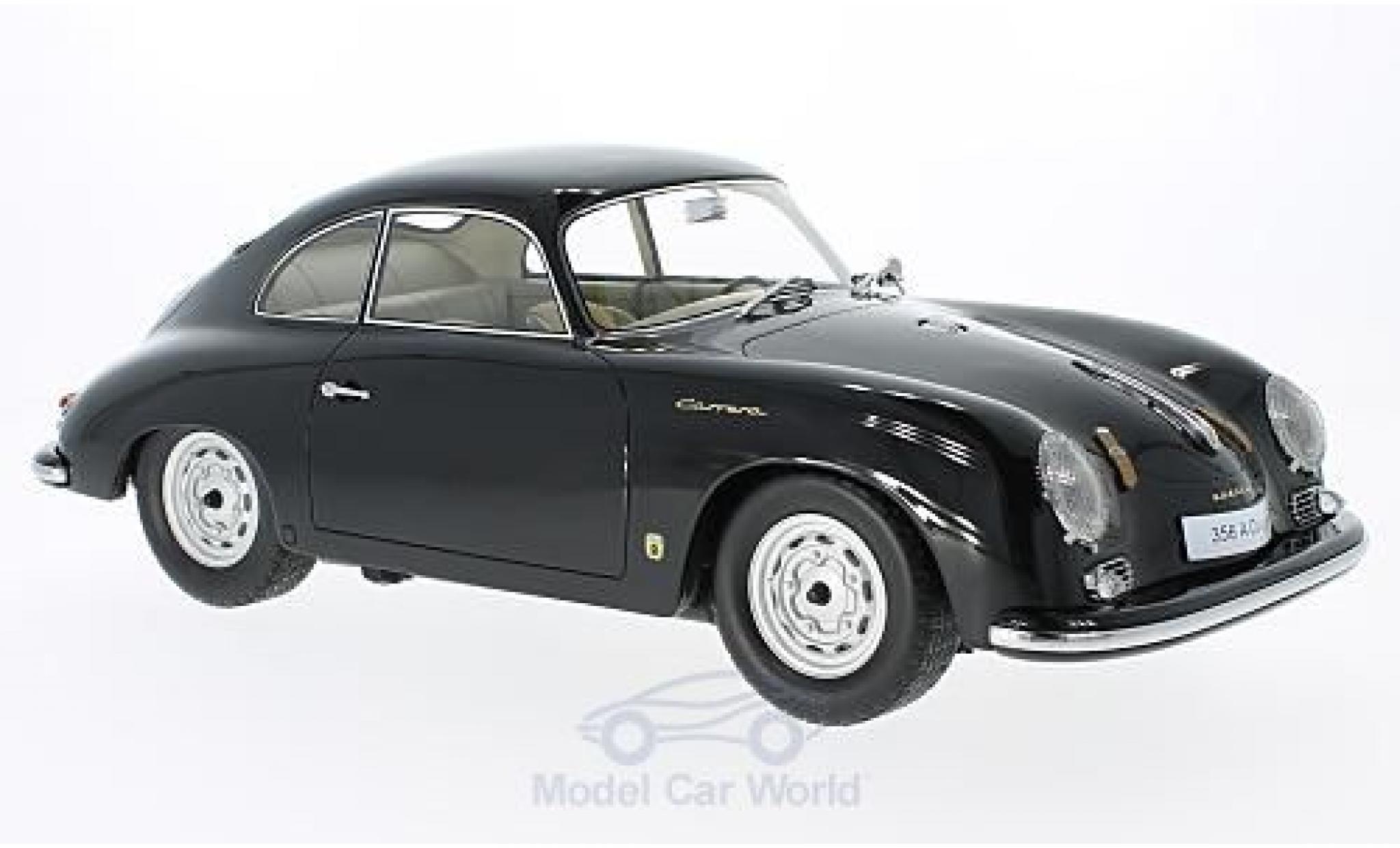 Porsche 356 A 1/12 Premium ClassiXXs Coupe noire