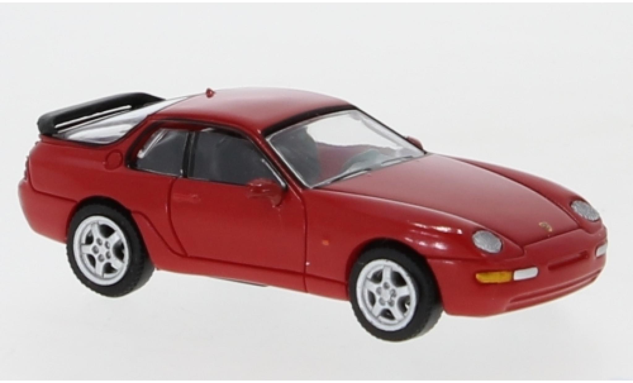 Porsche 968 1/87 Premium ClassiXXs rouge 1991